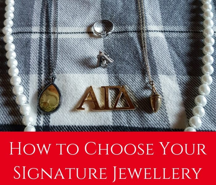 How to Choose Your Signature Jewellery, Style File Friday