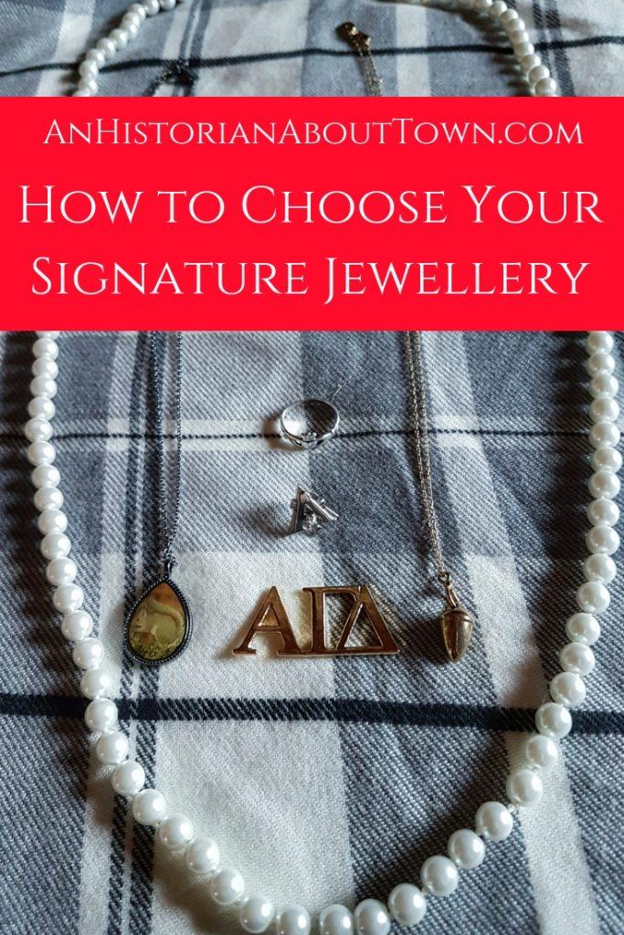 Choose Your Signature Jewellery