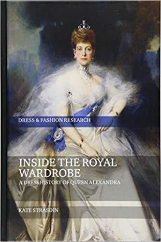 Dr. Kate Strasdin's Inside the Royal Wardrobe