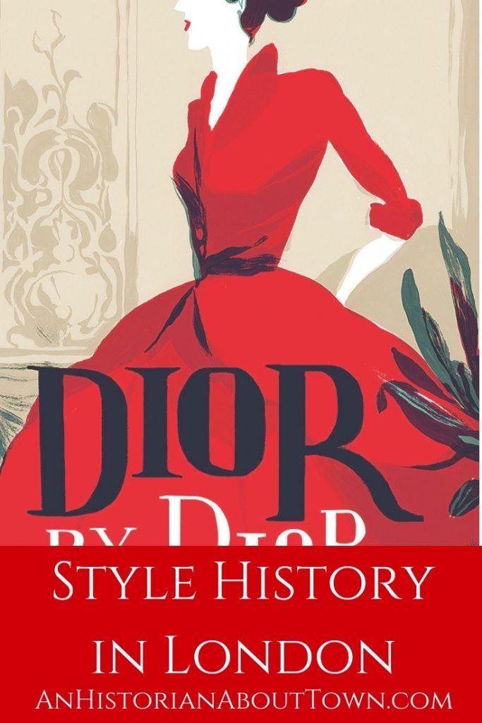 Dior: Designer of Dreams exhibition in style history