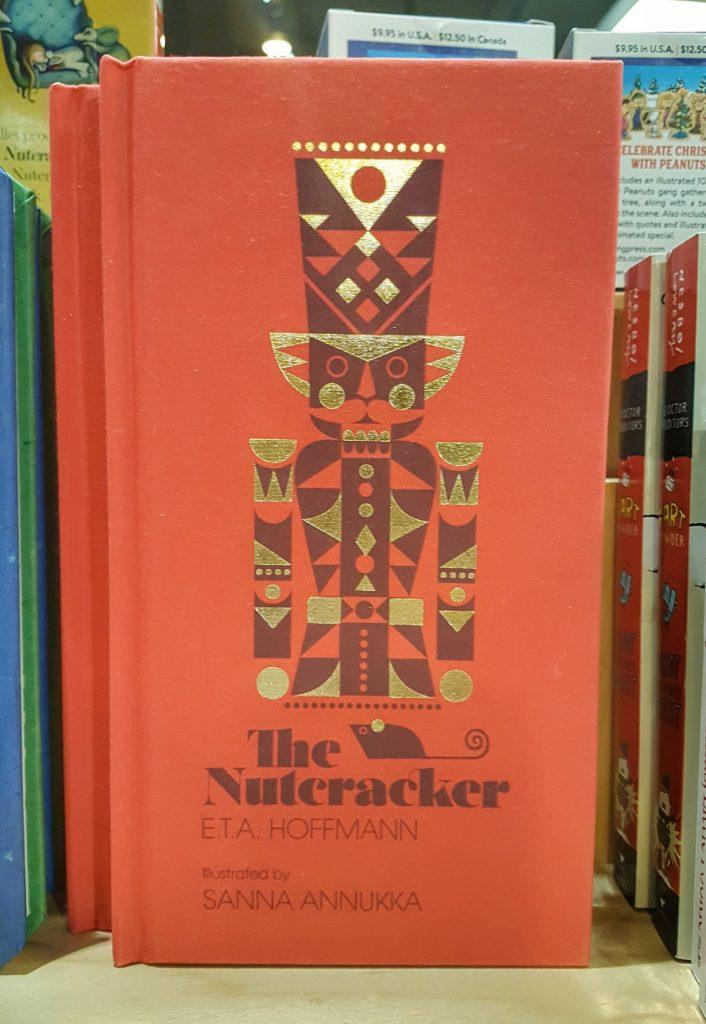 The classic children's tale The Nutcracker from ETA Hoffman