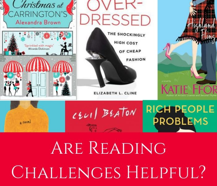Are Reading Challenges Helpful?