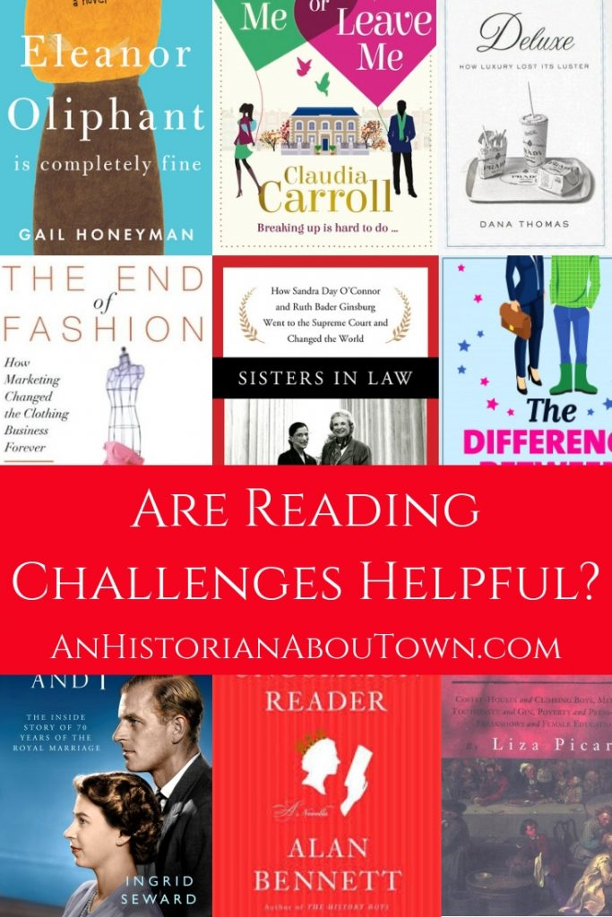 Are Reading Challenges actually helpful?