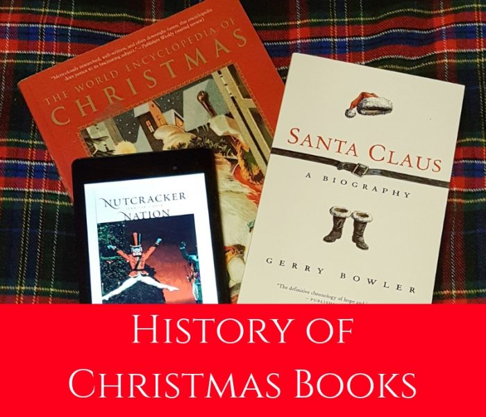 History of Christmas Books