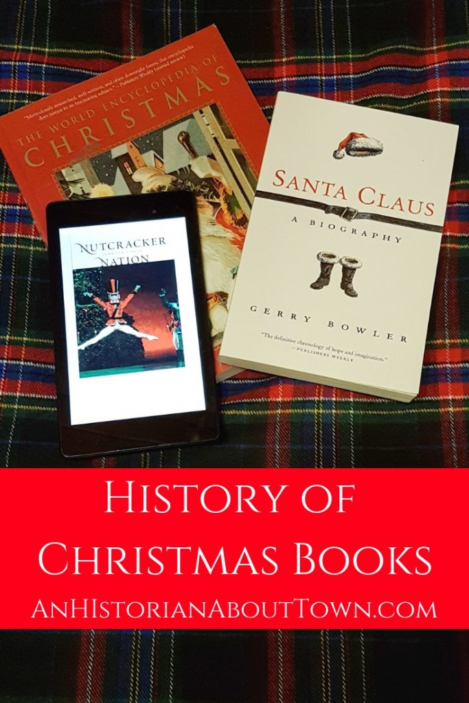 Books about the history of Christmas