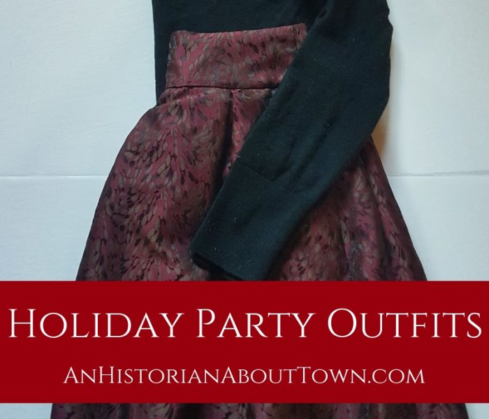Holiday Party Outfits, Style File Friday
