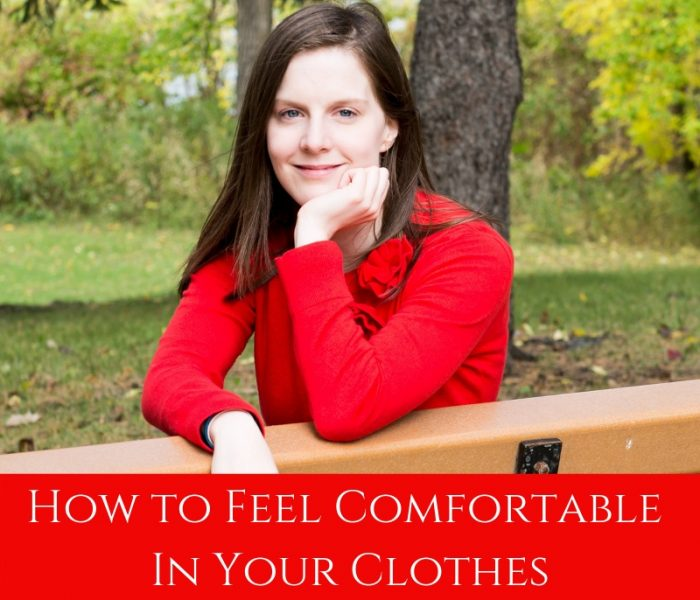 How to Feel Confident in Your Clothing, Style File Friday