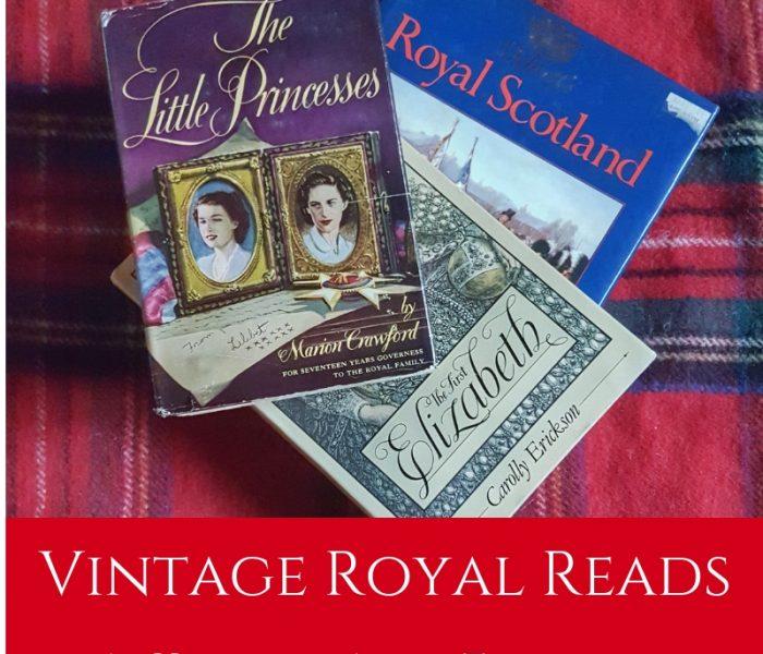 Vintage Royal Reads
