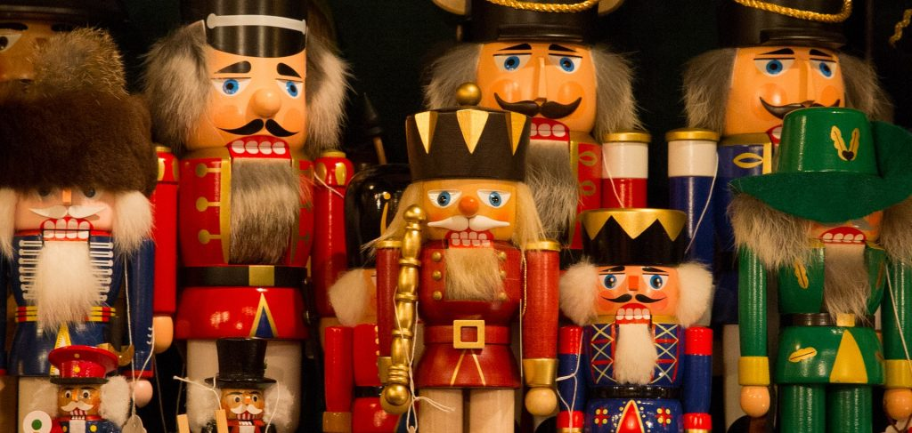 A collection of different Nutcrackers