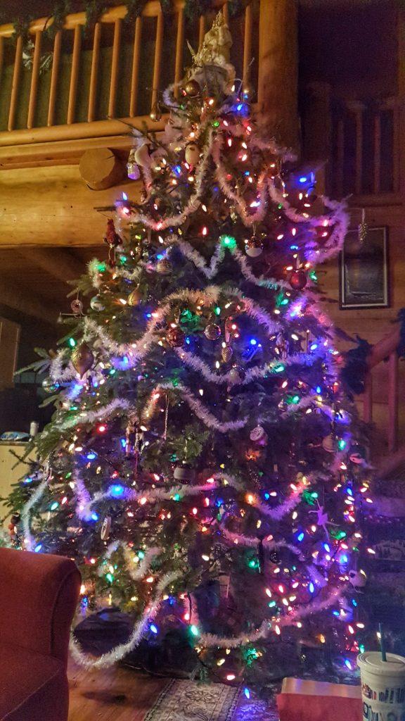 2018 Large Christmas Tree