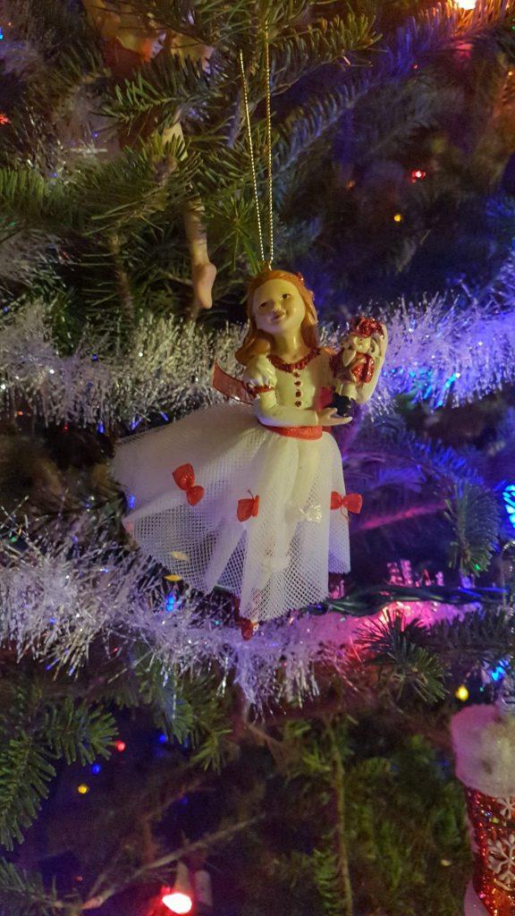 Canadian Clara Ornament