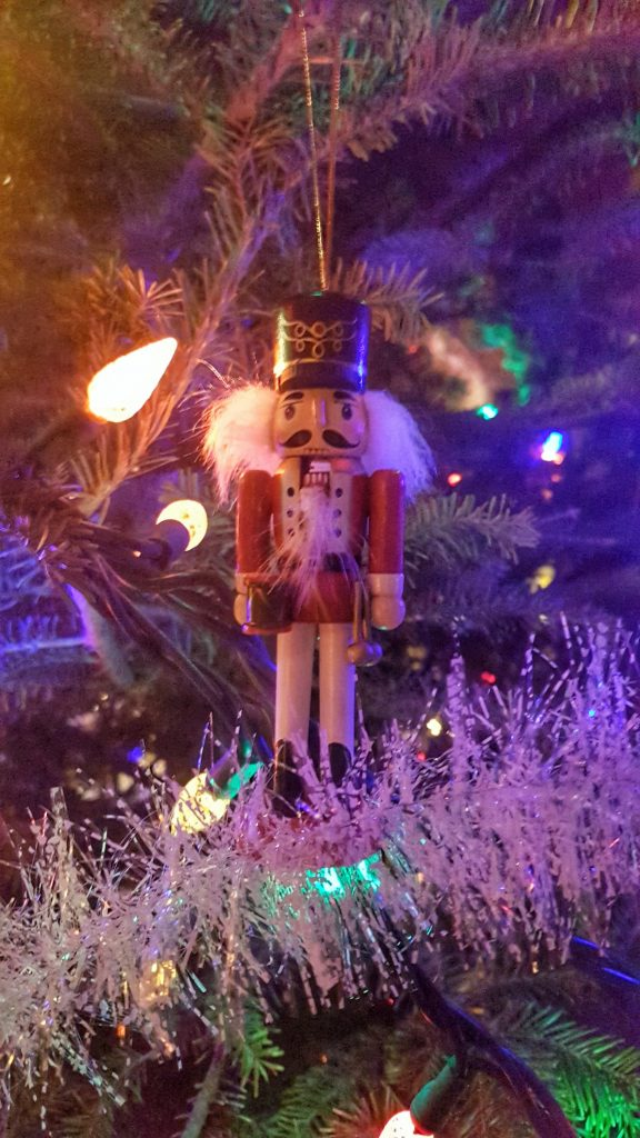 Classic Nutcracker Ornament