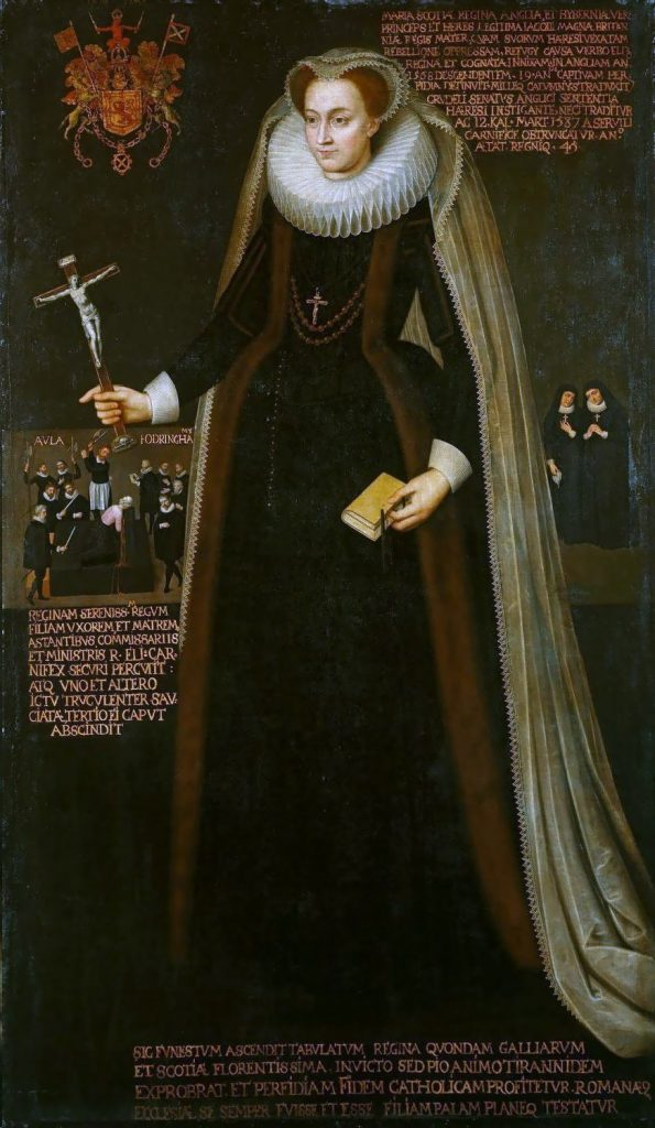 Mary Queen of Scots Full Portrait