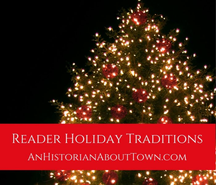 Reader Holiday Traditions, Blogmas 2018