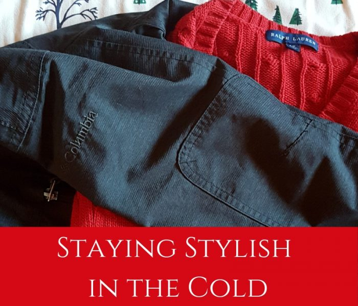 Staying Stylish in the Cold, Style File Friday
