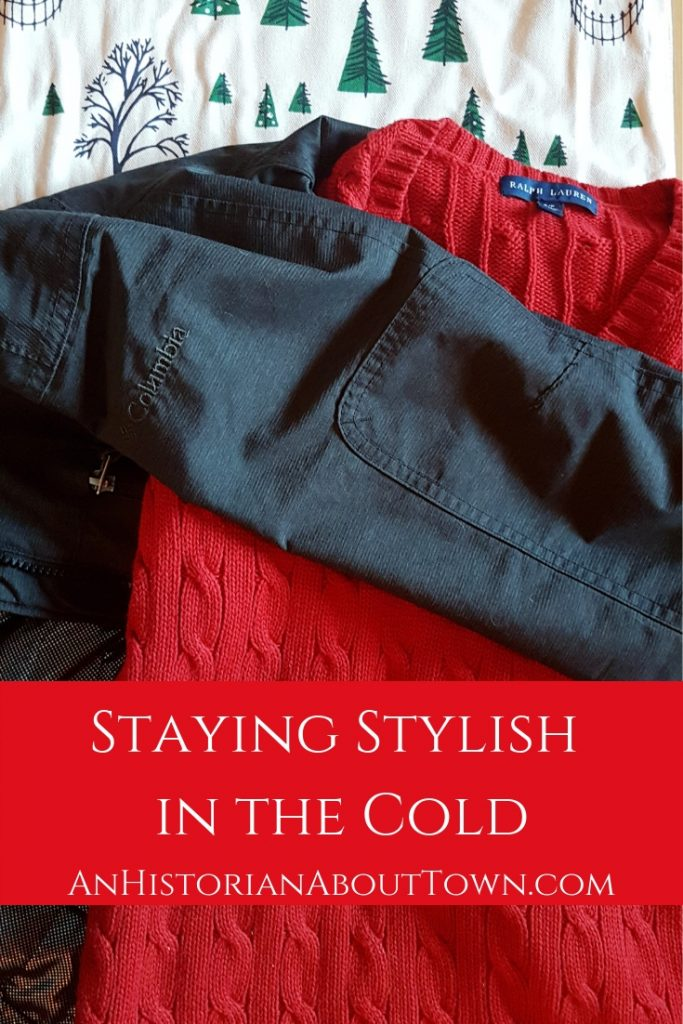 Staying Stylish in the Cold