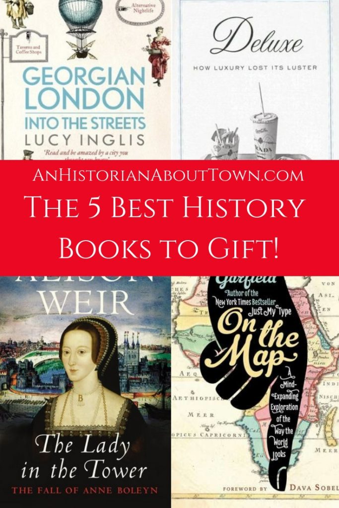 The 5 Best History Books to Gift!