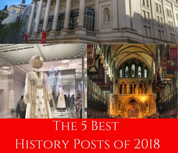 5 Best History Posts of 2018