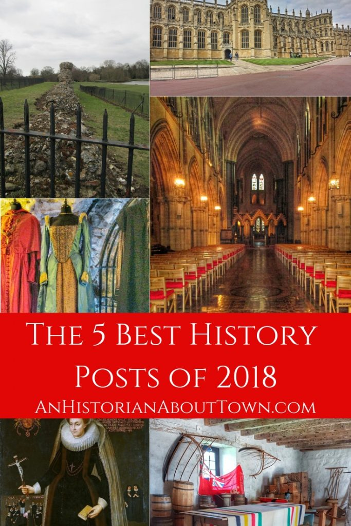 The 5 Best History Posts of 2018