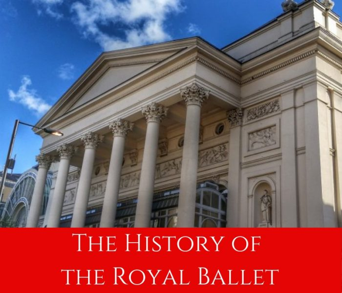 The History of the Royal Ballet