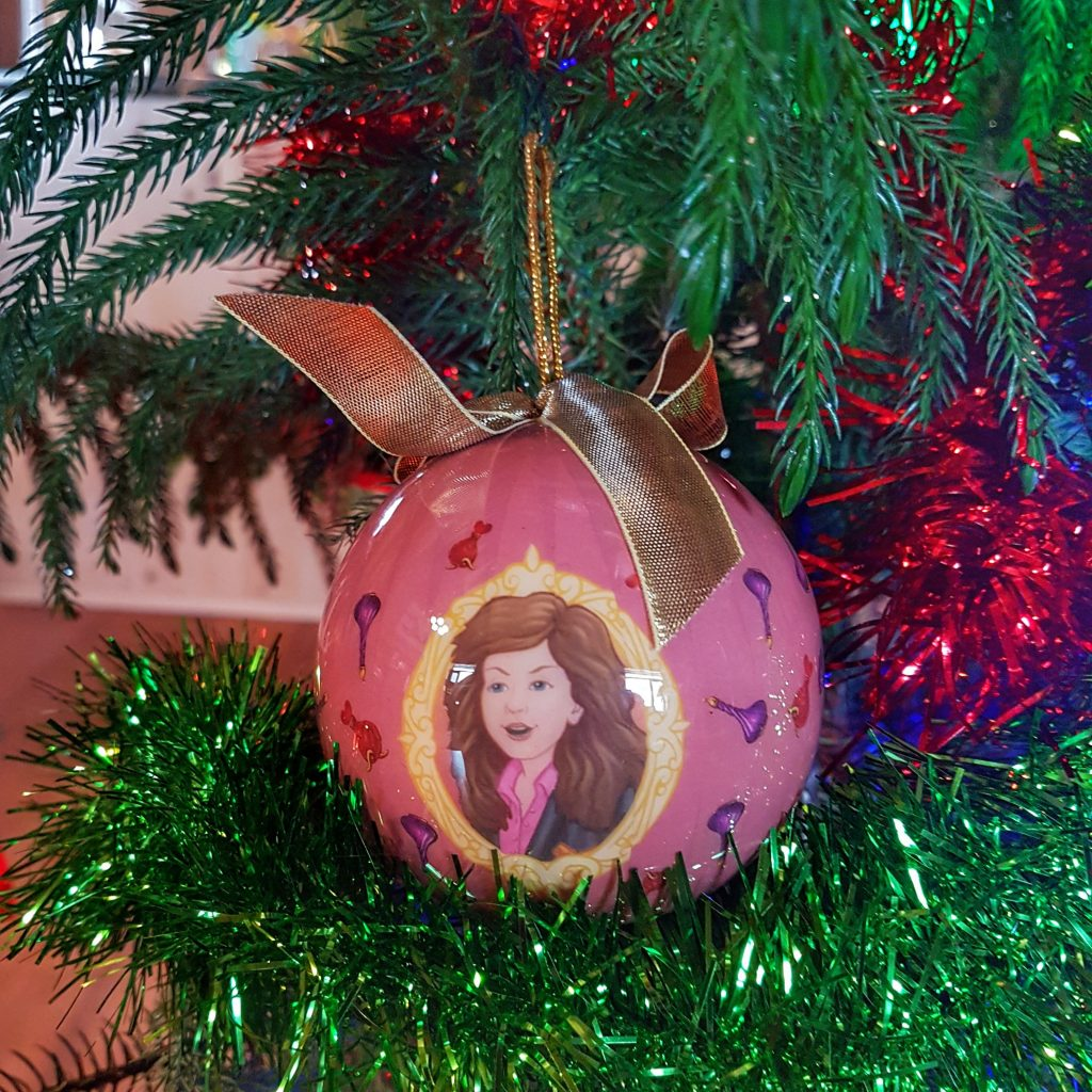 Hermione Granger Ornament for Blogmas