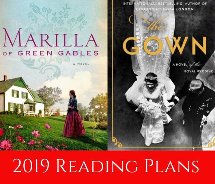 2019 Reading Plans