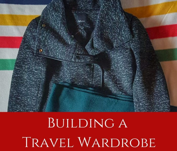 Building a Travel Wardrobe, Style File Friday