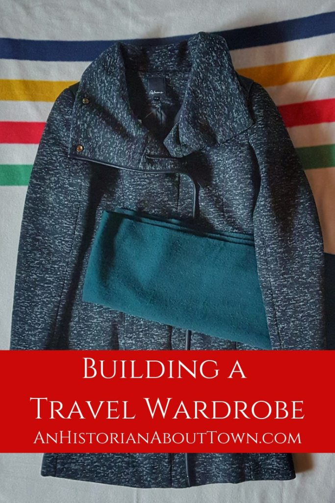 Building a Travel Wardrobe