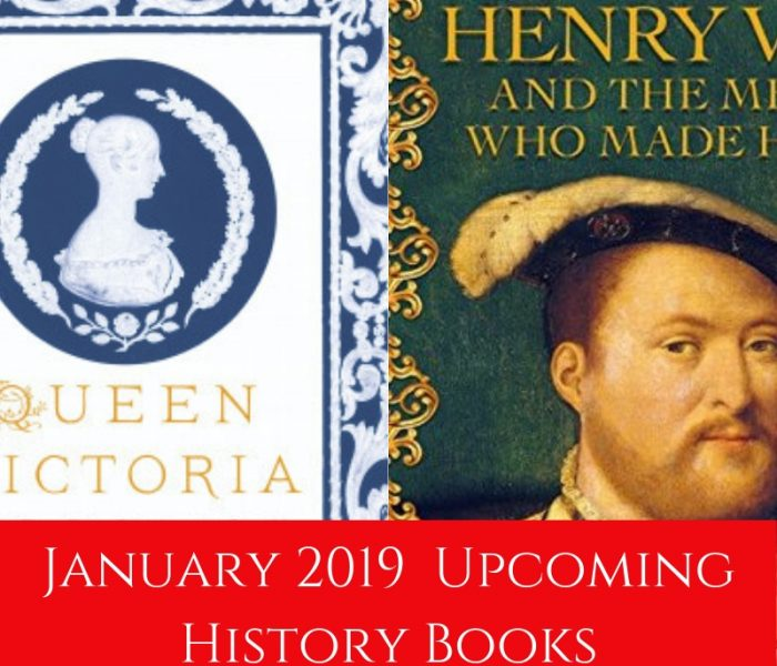 January 2019 Upcoming History Books