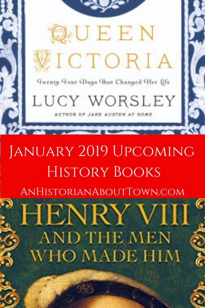 January 2019 Upcoming History Books from NetGalley