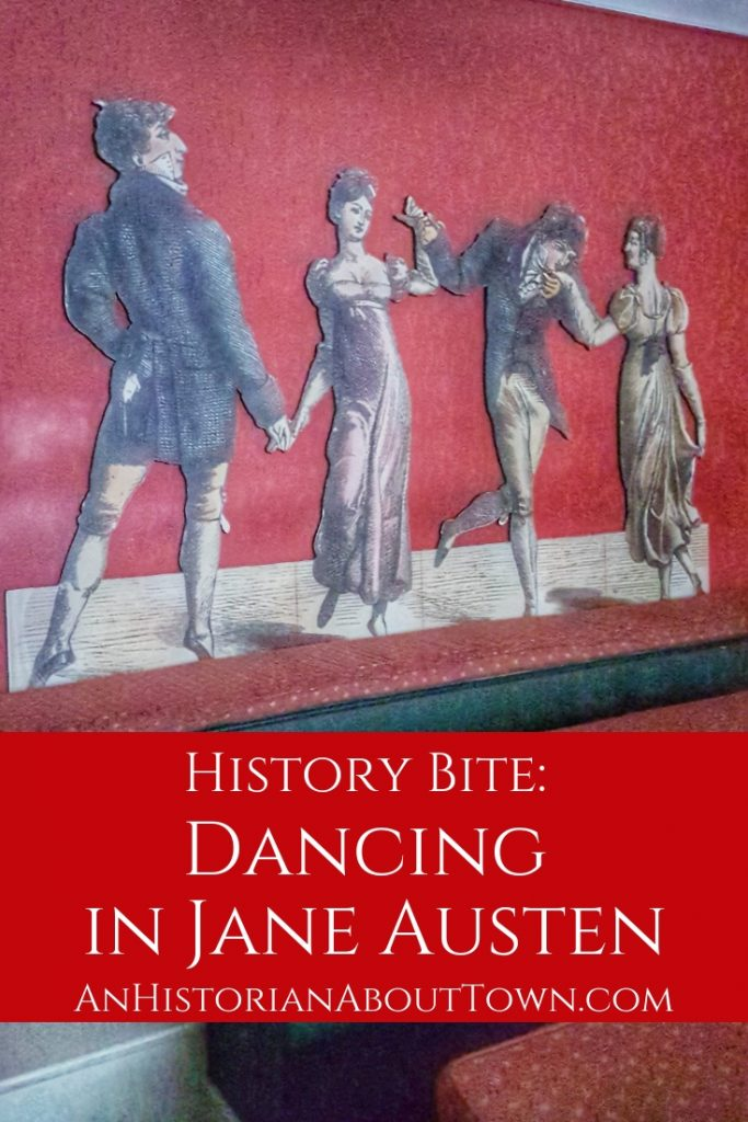 History Bite: Dancing in Jane Austen | An Historian About Town