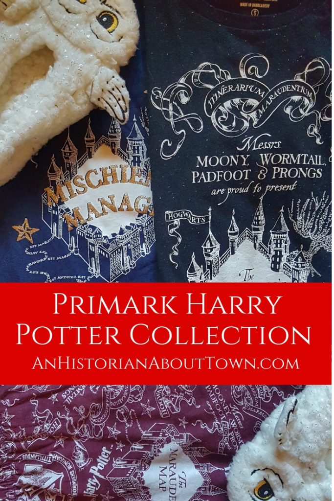 aaa76c68e8 Primark Harry Potter Collection